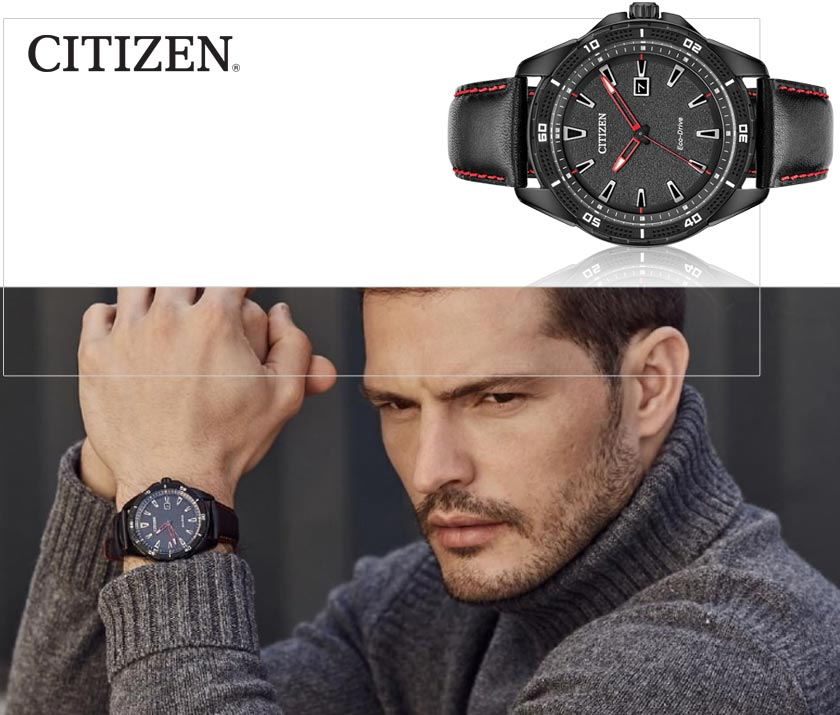 Citizen Watch Collection Available At Allan Bros Jewellers