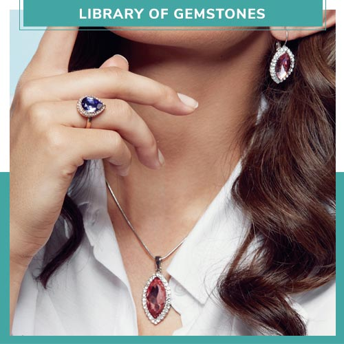 Library Of Gemstones