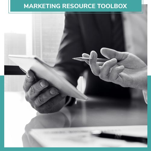 Marketing Resources - Toolbox